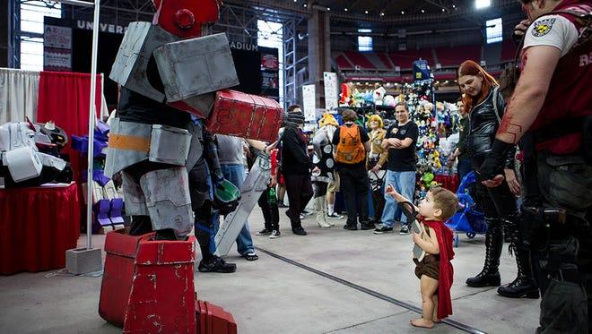 Phoenix Comicon Fan Fest returns Oct. 22-23 to the Phoenix Convention Center.