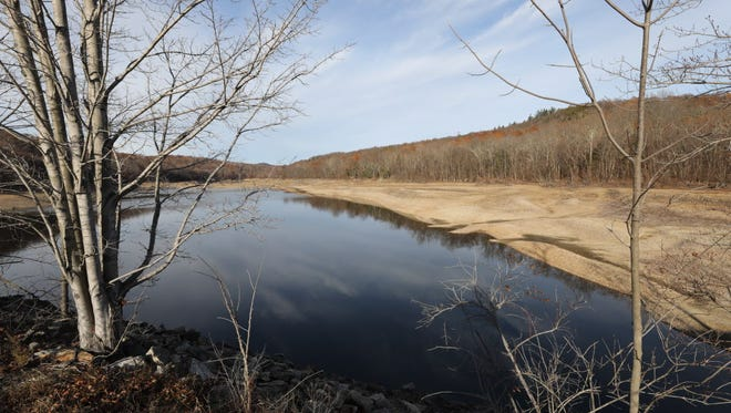 Despite a drought emergency that has left Wanaque Reservoir low, there is a proposal to sell some of its water to a water utility in New York State.