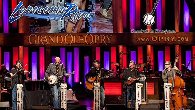 The Lonesome River Band will kick off Baseball & Bluegrass, a fundraiser for Central Magnet School, on Dec. 10.