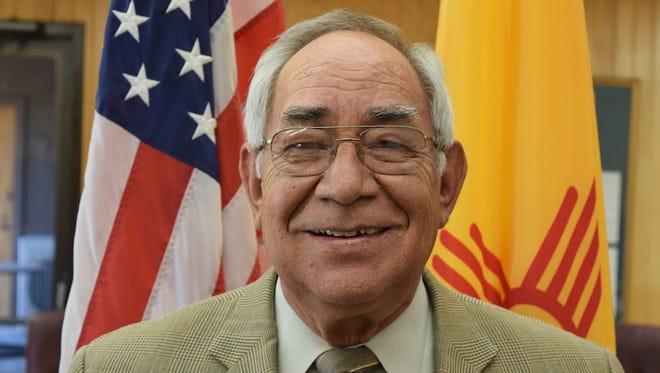 Ruidoso Village Councilor Joe Gomez.