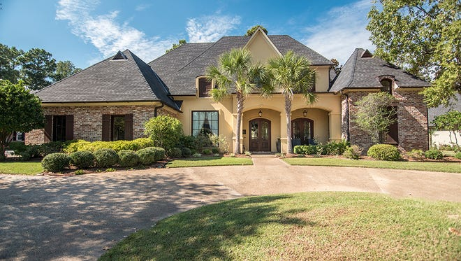This Southern Trace home at 10515 Longfellow Trace is listed at $714,000.