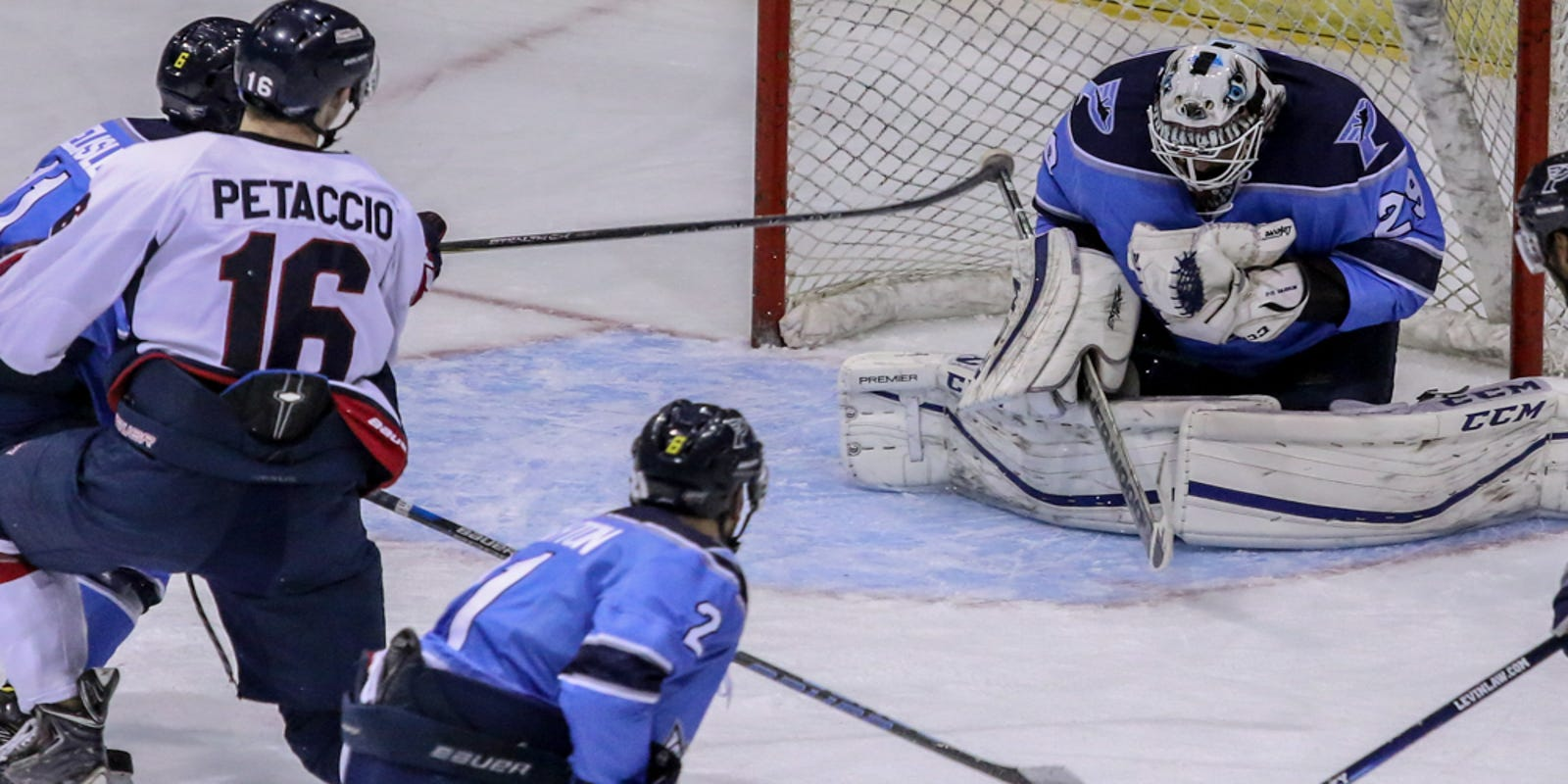 Evansville rallies by Pensacola late after penalty-filled third period c8d499225