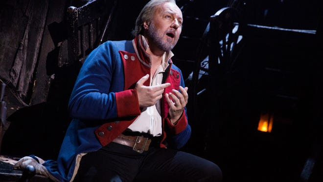 """""""Les Miserables"""" will return to the Fox Cities Performing Arts Center in Appleton in March."""