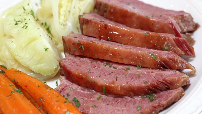 Corned Beef and Cabbage 2