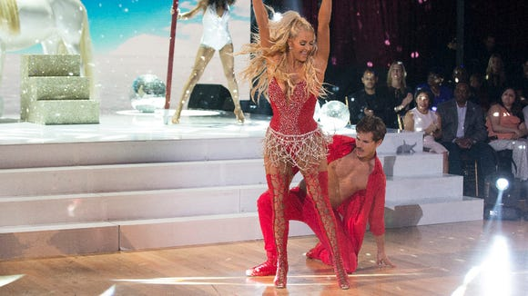 Erika Jayne wins our top Sparkle prize on opening night