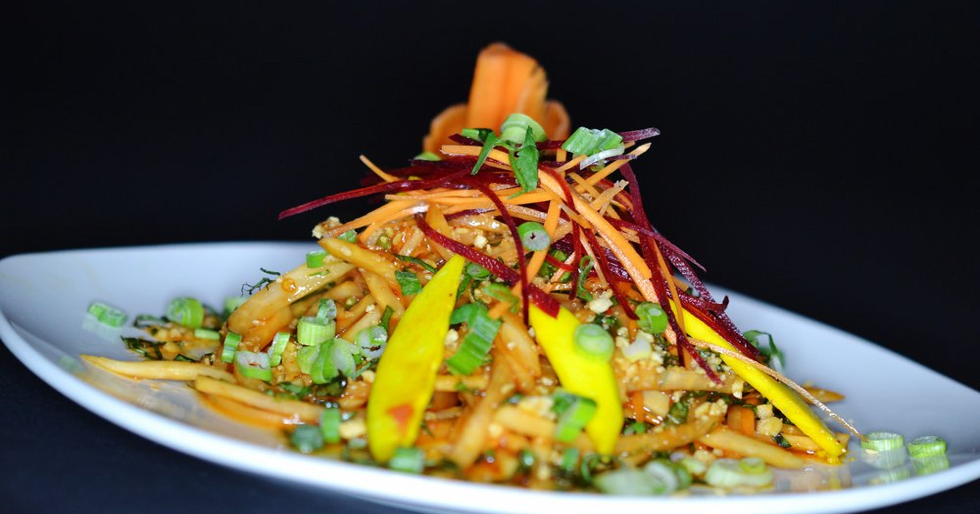 A Seven Mile Stretch Of Indian Eats Along Route 27