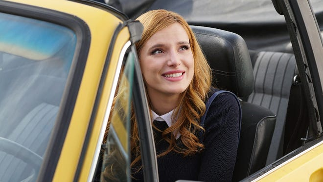 Bella Thorne stars as Paige Townsen in Freeform's 'Famous in Love.'