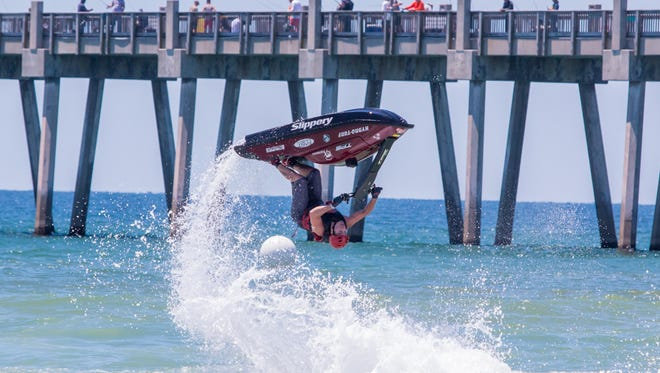 Sunday is the last day to catch the 2018 Emerald Coast Grand Prix on Perdido Key.