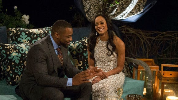 Rachel Lindsay on 'The Bachelorette.'
