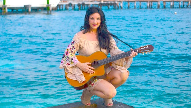 San Antonio native Stephanie Urbina Jones grew up to the sounds of mariachi music. Catch her in concert July 13 at The Forum as part of the Sounds of Speedway music series.
