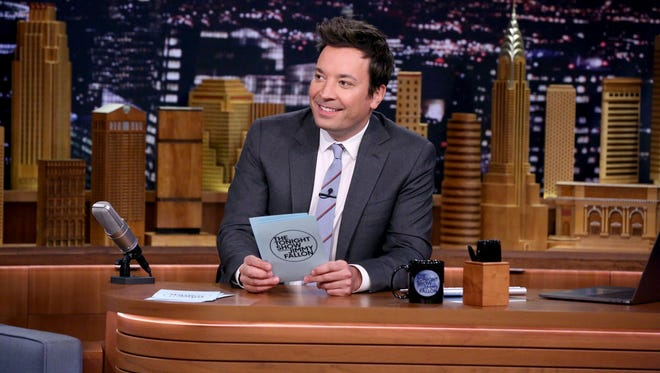 'Tonight Show' host Jimmy Fallon.