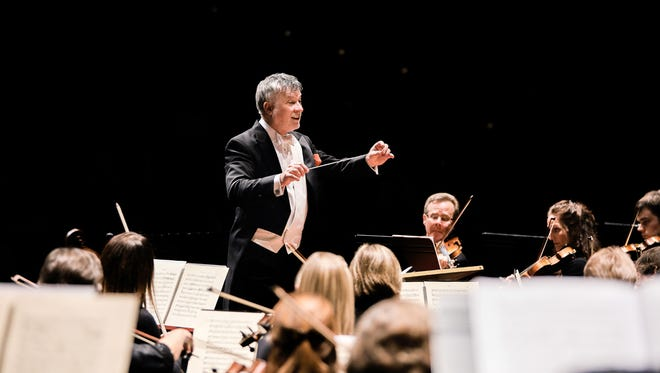Des Moines Symphony conductor Joseph Giunta