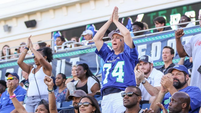 UWF football fans with season tickets have until April 13 to renew or upgrade their current seats. The  2018 season has five home games, beginning on Thursday night, Aug. 30 vs. Carson-Newman.