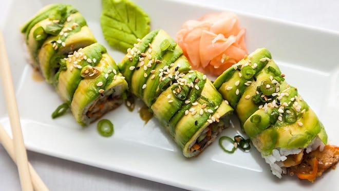 Hana Ramen Sushi Japanese restaurant opens Monday in West Des Moines.