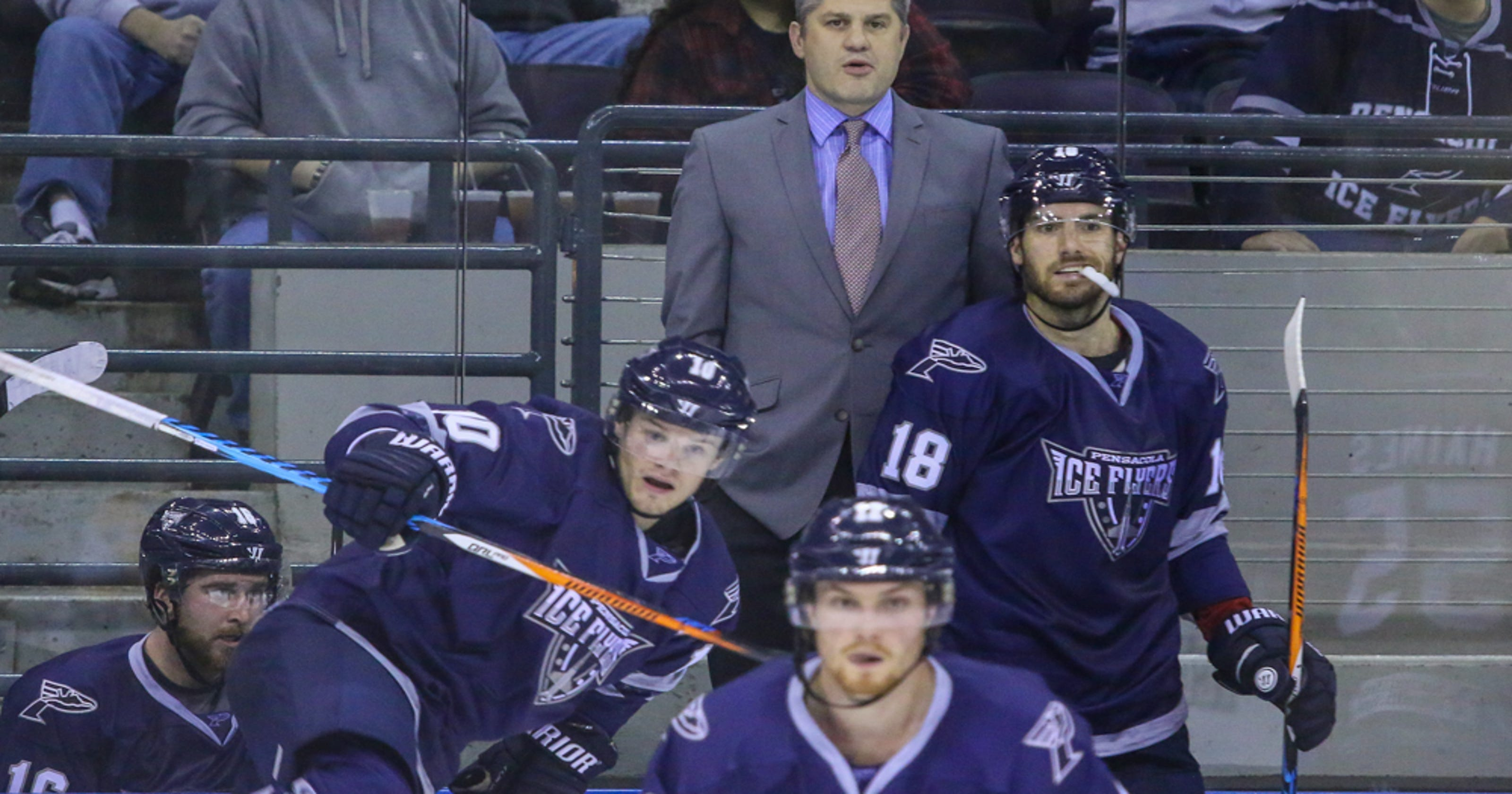 Pensacola Ice Flyers lose in overtime shootout against Knoxville 56c5c7184
