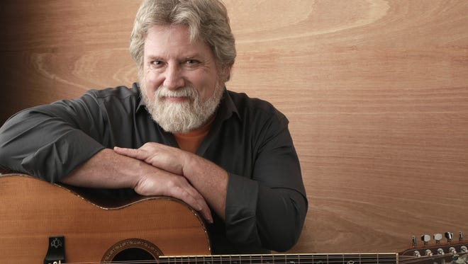 Lee Murdoch will perform at the Plymouth District Library during the ice festival.