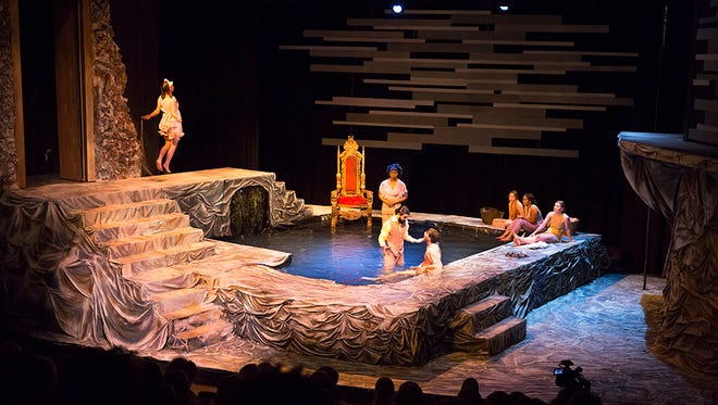 """UL's School of Music and Performing Arts staged """"Metamorphoses"""" in 2016 at Burke-Hawthorne Hall. The travel website Expedia cited the school and the University as stewards of Lafayette's arts and culture scene on its 2018 list of """"America's Most Artistic Towns."""""""