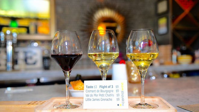 The Urban Wine & Jazz Walk is a self-guided wine tasting tour at restaurants across downtown and midtown Phoenix, with live jazz performers at select venues.