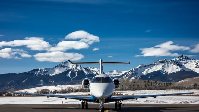 The PC-24 is the first of its kind in the USA.