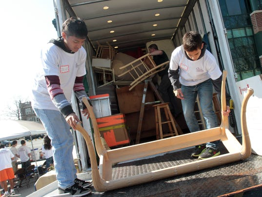 Sign Up For National Day Of Service Projects