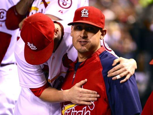 ST. LOUIS CARDINALS: Can the Cardinals win without lineup cog Allen Craig?