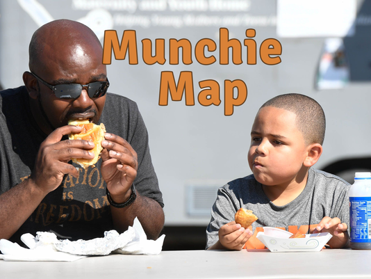 2017 Fall Festival Interactive Munchie Map