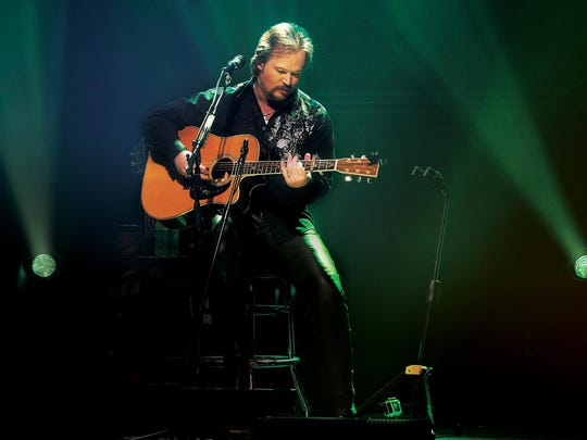 A veteran in the industry, country artist Travis Tritt brings his star power Friday, as he headlines the first night of the 2017 Las Cruces Country Music Festival.