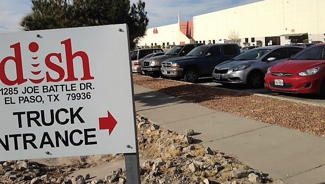 The Dish Network will lay off 90 employees from the manufacturing division at its facility located at 1285 Joe Battle in East El Paso. The company employs about 1,600 people at the facility, most of those in the Dish call center.