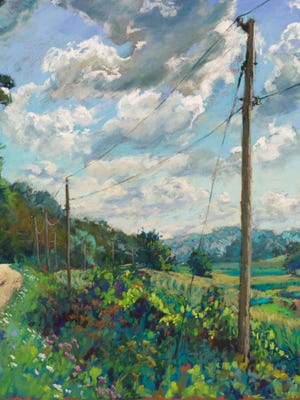 "An opening reception for ""Art of the Landscape"" will be held on Friday at the Smith Scarabocchio Art Museum."