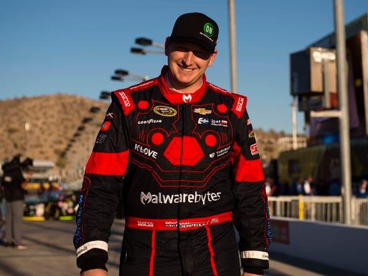 NASCAR: Can-Am 500-Qualifying