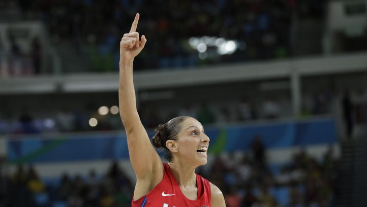 Bickley: Diana Taurasi still burning for one more gold