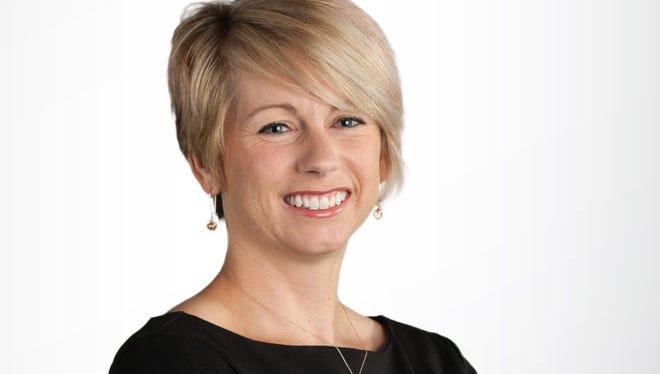 Kate Higgins, PsyD, an orthopedic neuropsychologist at Sanford Health