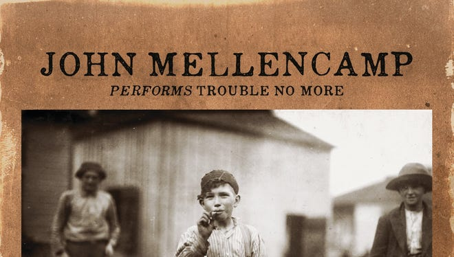 John Mellencamp's 2003 live performance at New York's Town Hall surfaces July 8 on CD, digital and vinyl formats.