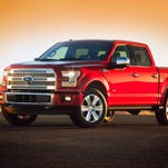 Ford has seen huge popularity for turbocharged EcoBoost engines in the F-150.
