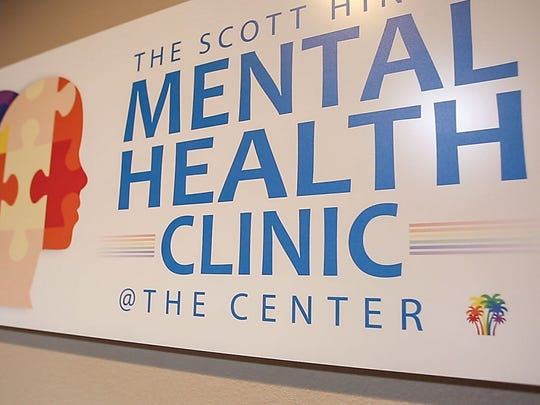 The LGBT Community Center of the Desert's Scott Hines Mental Health Clinic offers counseling to people dealing with depression and other issues.