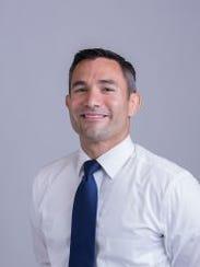 Nick Valdez, the community relations coordinator hired