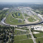 A new event is coming to Indianapolis Motor Speedway in 2017.