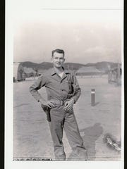 Special Agent Gene Stone assigned to 1st Marine Division,