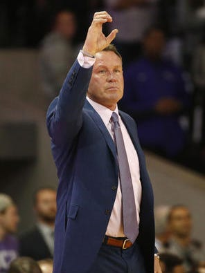 Dan Majerle's name has popped up for the Illinois coaching vacancy, but he says he is committed to Grand Canyon.