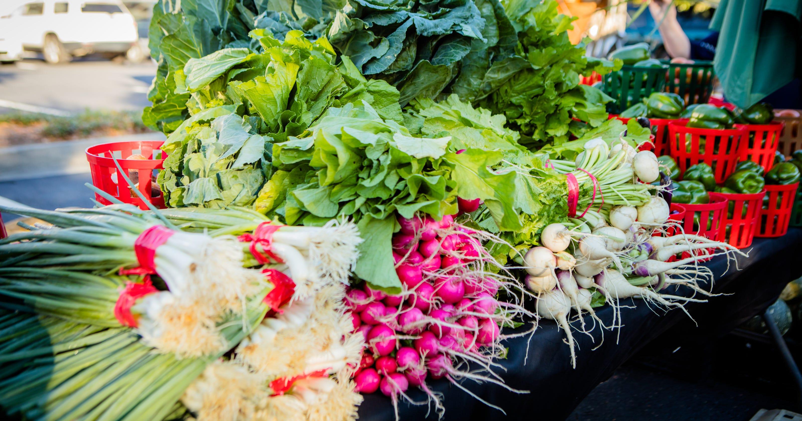 South Madison Farmers Market Has New >> 50 Farmers Markets Across America