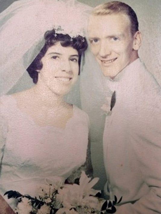 Anniversaries: Ron Pugh & Lynne Pugh