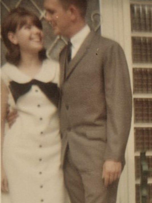 Anniversaries: Jack Drugmand & Arlene Drugmand