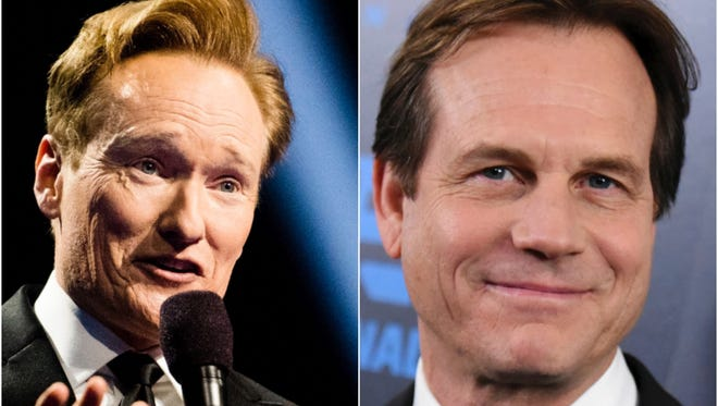 Conan O'Brien shared a story of his own interaction with Bill Paxton, to demonstrate that the talk about how nice a person he was wasn't just posthumous PR.
