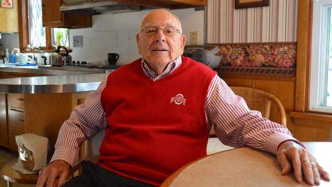 Derrill Hablitzel, who will turn 99 in December, has touched the lives of thousands in Ottawa County