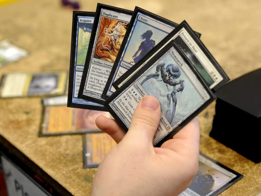 Magic The Gathering; TBS Comics; Pensacola