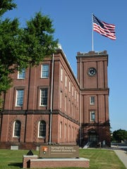 The Springfield Armory is a national historic site.