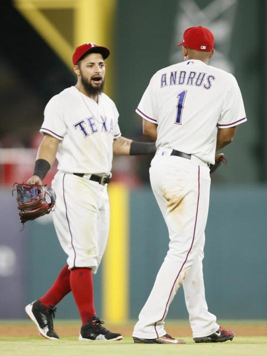 MLB: New York Mets at Texas Rangers