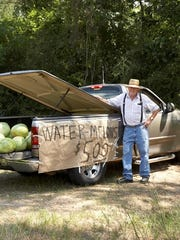 The Watermelon Man (name unknown), D'Lo Mississippi