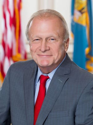 Sen. Robert Marshall, D-Wilmington West