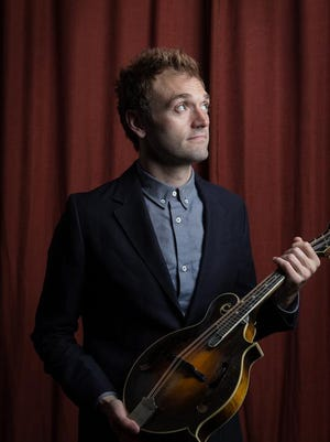 """Chris Thile is the host of Minnesota Public Radio's """"Live From Here."""""""